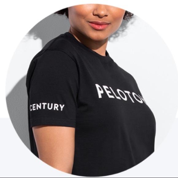 NWT Peloton century unisex T-shirt